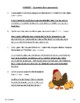 French Reading Comprehension Activity (Easter)