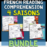 French Reading Comprehension | Compréhension de lecture BU