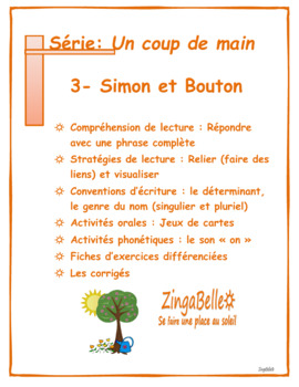 3- French Reading Comprehension, and Grammar / Lecture: Stratégies et grammaire