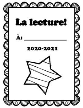 French Reading Log