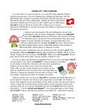 French Reading: Sophia est tès curieuse