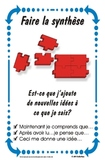 "French Reading Strategy Posters - Tabloid Size (11 by 17"")"