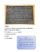 French Reading and Speaking activity Maple Syrup Ontaro french Culture