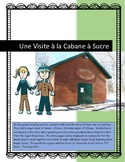 French Reading and Speaking activity Maple Syrup Ontaro fr