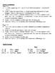 French Regular IR Verbs Writing Activities (6 Versions)