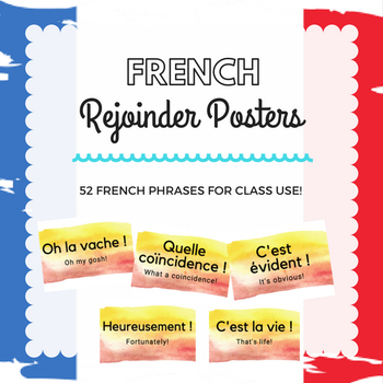 French Rejoinders