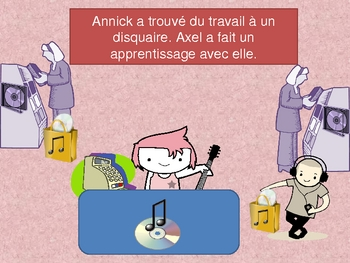 French Relationship and Life Events PowerPoint (Bien Dit III, Ch 4)