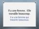 French Relative Pronouns QUI & QUE : mini-white board activity