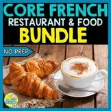 French Food and Restaurant Unit La nourriture et le restaurant