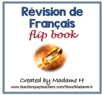 French Review Flip Book