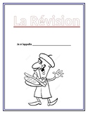 French Revision Booklet