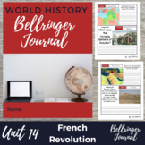 French Revolution 20 Bellringers Warm Ups - DBQ