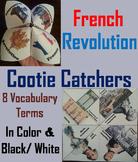 French Revolution Activity with Napoleon Bonaparte