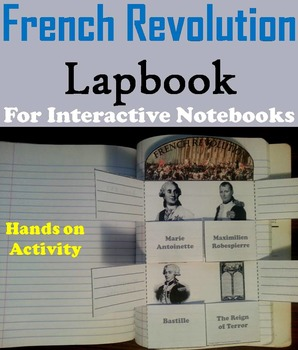 French Revolution Activity with Napoleon Bonaparte