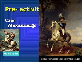French Revolution 6- Congress of Vienna