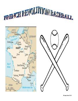 French Revolution Baseball Review Game