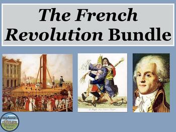 French Revolution Bundle