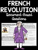 French Revolution DBQ Questions