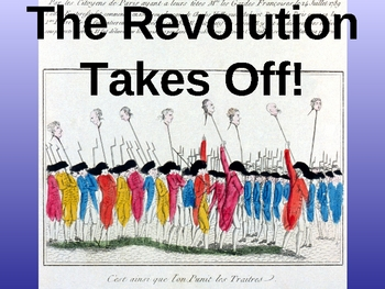 French Revolution: Early Years (1789-1791)