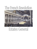 French Revolution: Estates General Meeting