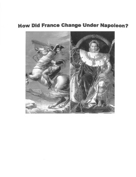 French Revolution: How France Changed During Napoleon's Reign