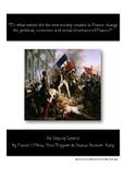French Revolution Inquiry Lesson
