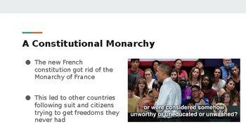 French Revolution Outcomes