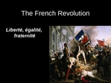 French Revolution Power Point Presentation
