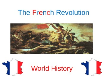 French Revolution Powerpoint and Napoleon Rise and Fall