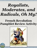 French Revolution Review Activity