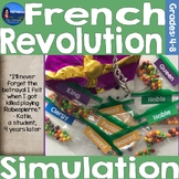 French Revolution Simulation