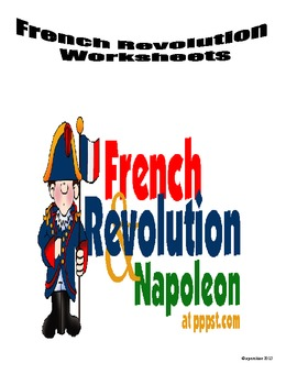 French Revolution Student Handouts