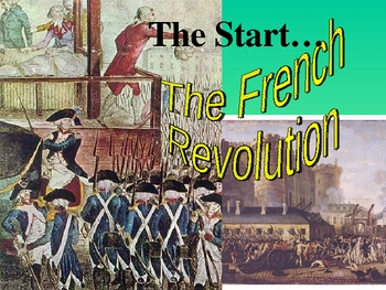 French Revolution: The Start