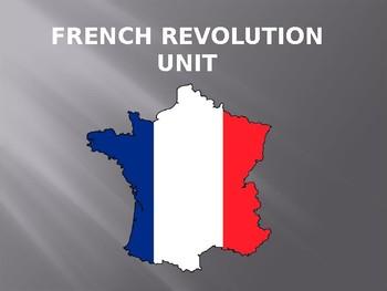 French Revolution Unit