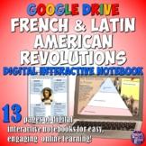 French Revolution and Latin America Google Drive Interacti