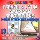 French Revolution and Latin America Google Drive Interacti