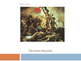French Revolution and Napoleon Lecture Powerpoint