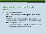 French Revolution and Napoleon Presentation