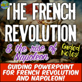 French Revolution Notes & PPT: Rise of Napoleon Bonaparte