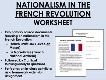 French Revolutionary War Documents - Global/World History