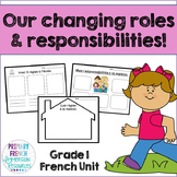 French - Roles and Responsibilities