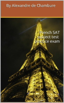 French SAT practice test