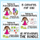 French SPRING Math Centres - THE BUNDLE (Centres de maths en français)
