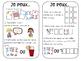 French SPRING Math Centres - jeux de cartes (Centres de ma