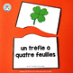 French Saint Patrick's Day Vocabulary Puzzles | LA SAINT-PATRICK French Puzzles