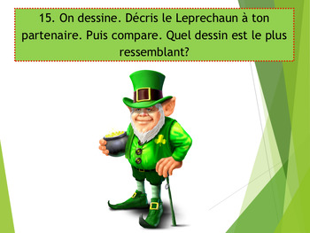 French Saint Patrick's day full lesson for beginners