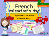 French Valentine's day, Saint Valentin interactive activities