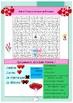 French Valentine's day, Saint Valentin printable activities