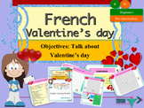 French Valentine's day, Saint Valentin : printable and int