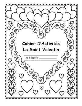 French Saint Valentine's Activities